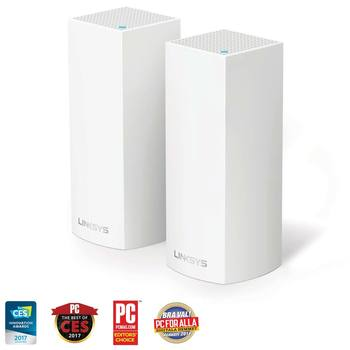 Linksys Velop Whole Home Mesh WiFi System, Pack of 2