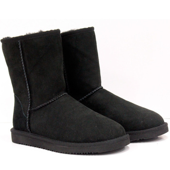 Kirkland Signature Short Shearling Sheepskin Boot in 5 Sizes and 4 Colours