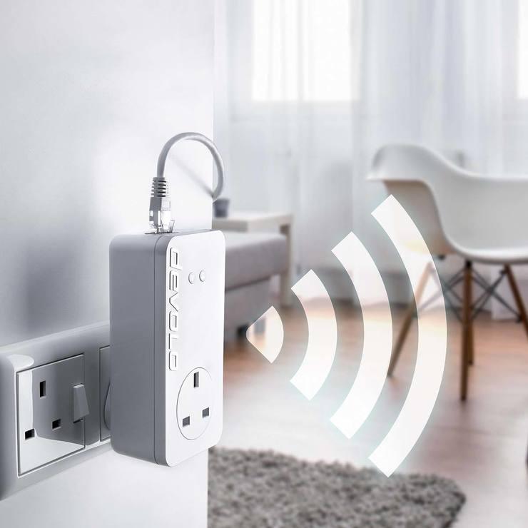 devolo 9839 dlan 550 powerline wifi starter kit and dlan 9831 550 powerline wifi add on. Black Bedroom Furniture Sets. Home Design Ideas