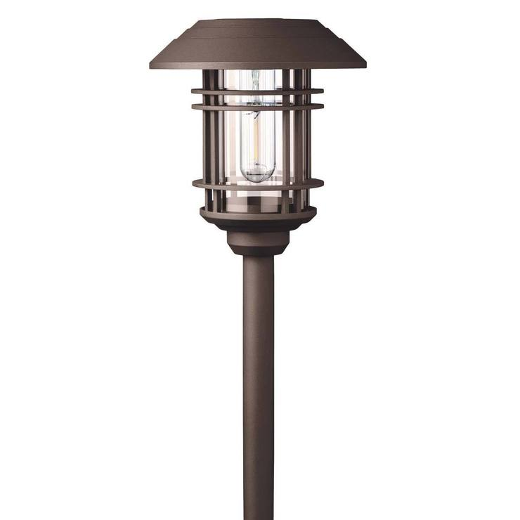 Patio Lights At Costco: GTX Large Vintage Solar Pathway Lights - 8 Pack