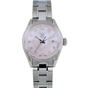 Tag Heuer Carrera Ladies Watch with Diamonds WV1417.BA0793