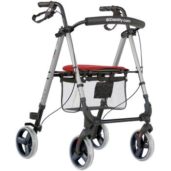 2Go Ability Pace Rollator. Disability Item.