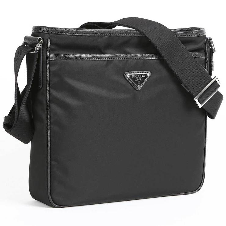 04f3c34cb180f6 Prada Men's Messenger Bag | Costco UK