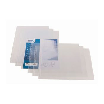Bantex A3 Open Top Plastic Pockets - Pack of 100