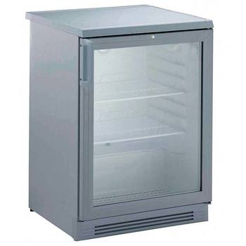 Electrolux Professional 1 Door Under Counter Refrigerator, Glass Door (160 Litres)