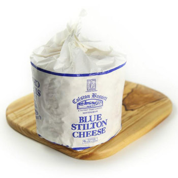 Colston Bassett Whole Baby Blue Stilton, 2.1kg (Serves 18-20 people)