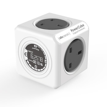 PowerCube Original Extension Plug with Cost Calculator