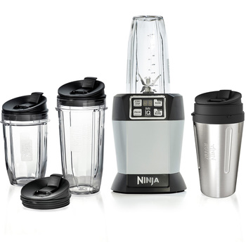 Nutri Ninja Blender IQ Extractor and Cups BL480UKCO