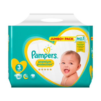Pampers Premium Protection Size 3, 98 x 80 Jumbo+ Packs