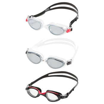 Speedo Goggles 3 Pack, Adult Size in 3 Colours