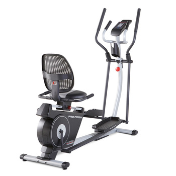 Proform Hybrid Trainer Elliptical / Recumbent Bike - Delivery Only