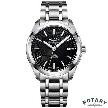 Rotary Legacy Automatic Gents Swiss Watch GB90165/04