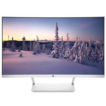 HP 27 Inch Full HD Curved Monitor