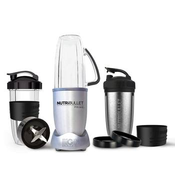 NutriBullet Prime 1000 High Speed Blender, 12 Piece Set