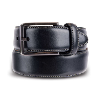Kirkland Signature Men's Italian Leather Belt in 2 Colours