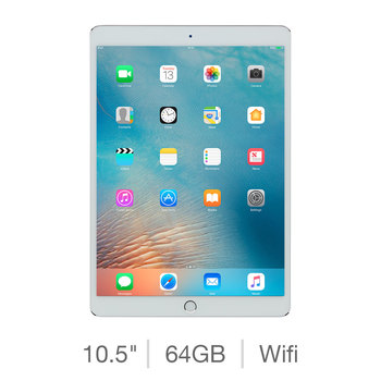 Apple iPad Pro, 10.5 Inch, 64GB with Built-in Wifi in 4 Colours