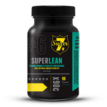 Super7 Super Lean, 90 Capsules (6 Weeks Supply)