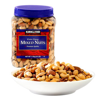 Kirkland Signature Extra Fancy Mixed Nuts, 1.13kg