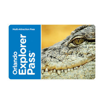 Orlando 'Choose 4' Explorer Pass E-Voucher