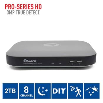 Swann DVR8-4780 8 Channel Digital Video Recorder