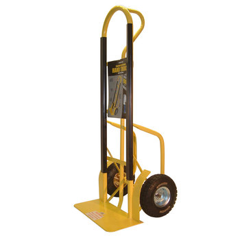 Olympia Tools Yellow Commercial Grade 800 lb/365 kg Capacity Hand Truck with Stair Gliders