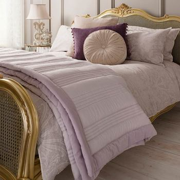 Gallery Ashby Quilted Bedspread, Heather