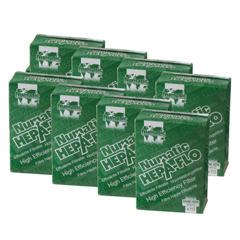 Numatic Hepaflo Filter Bags 8 x 10 pack