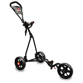 Longridge 3 Wheel Adjustable Junior Golf Trolley (4-14 Years)