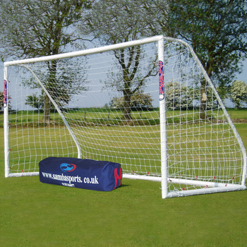 Samba 12 X 6ft Match Football Goal - 2 Pack