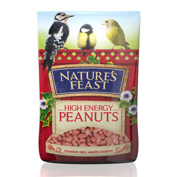 Nature's Feast High Energy Peanuts, 12.75kg