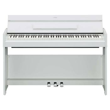 Yamaha YDP-S52 Digital Piano in Satin White