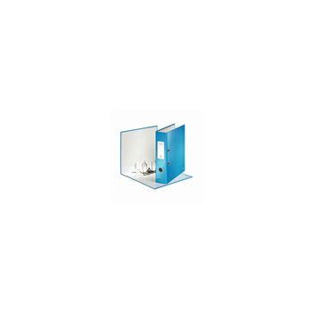 Leitz A4 Blue Lever Arch 80mm Folder - Pack of 10