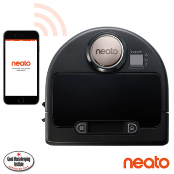 Neato Botvac Connected Wi-Fi Enabled Robotic Vacuum