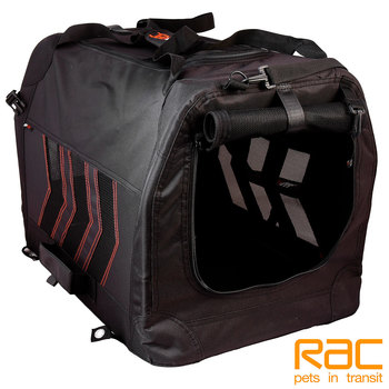 RAC Advanced Canvas Pet Carriers in 3 Sizes