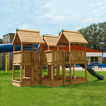 Hyland Project 8 Commercial Climbing Frame (3-12 Years)