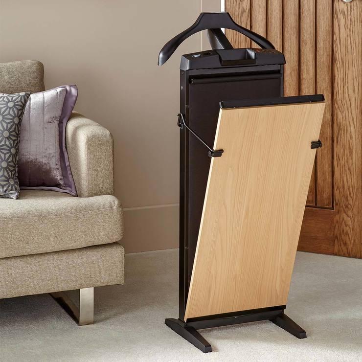 Corby 7700 Trouser Press In Oak 3518 Costco Uk