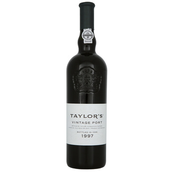 Taylors 1997 Vintage Port, 75cl