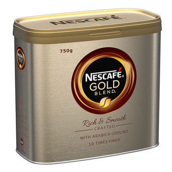 Nescafé Gold Blend Instant Coffee Granules, 750g
