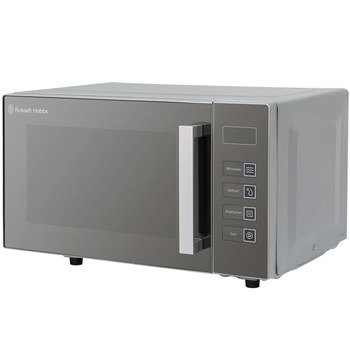 Russell Hobbs RHEM2301S, 23L Solo Microwave in Stainless Steel