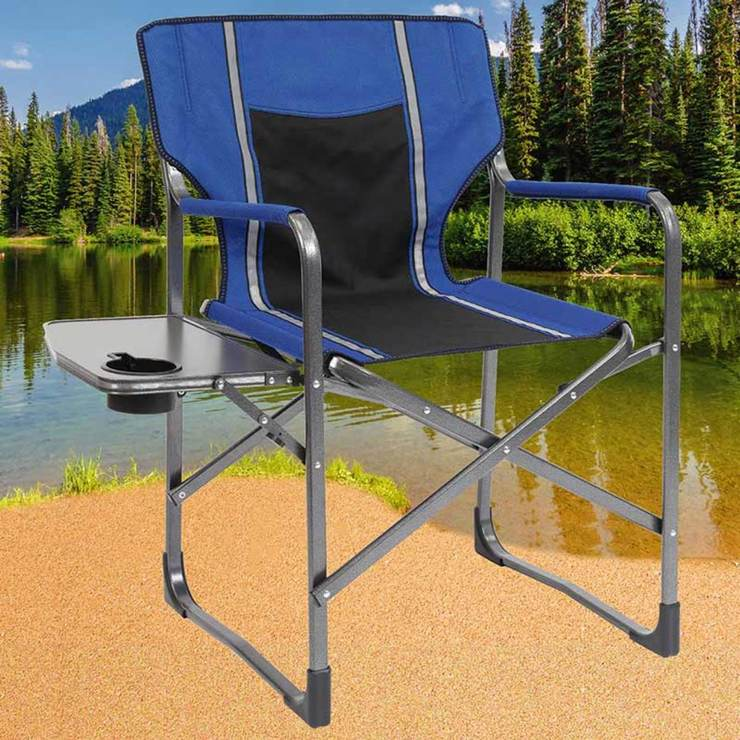 Tofasco Deluxe Directoru0027s Chair with Side Table & Tofasco Deluxe Directoru0027s Chair with Side Table | Costco UK