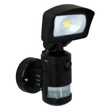 NightWatcher NW720 Robotic LED Security Light with CCTV Camera in 2 Colours