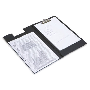 Rapesco Executive Black A4 Clipboard