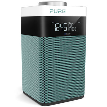 Pure Pop Midi S Digital DAB+/FM Radio with Bluetooth in Mint