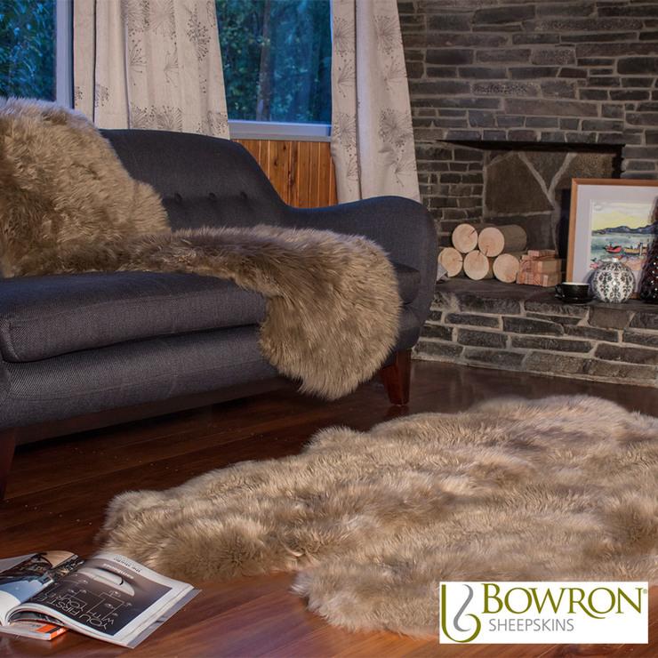 Sheepskin Rug At Costco: Bowron Longwool Sheepskin Rug In Paco