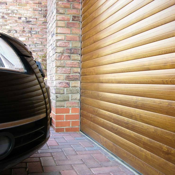 Birkdale Classic Plus Automatic Roller Garage Door With