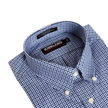 Kirkland Signature Button Down Men's Collar Shirts