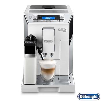 De'Longhi Eletta Cappuccino TOP Bean To Cup Coffee Machine, ECAM45.760.W