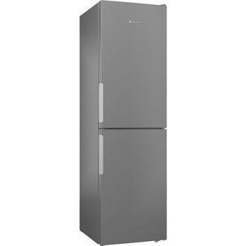 Hotpoint XEX95T1IGZ, A+ Rating, Fridge Freezer (Fridge 325L, Freezer 124L) in Graphite