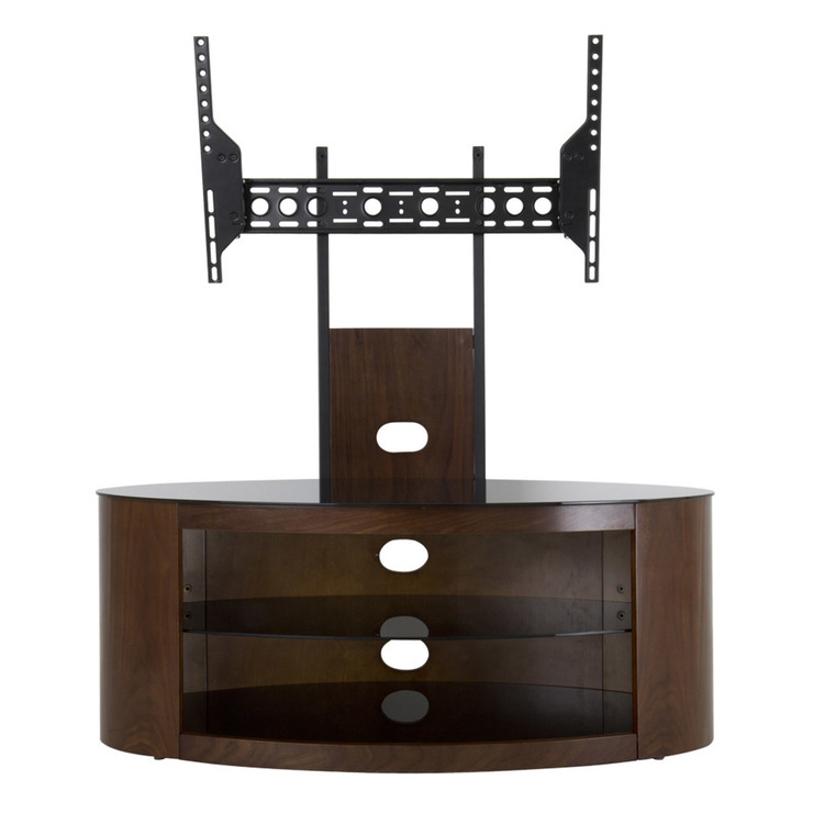 Avf Buckingham 1000 Tv Stand For Tvs Up To 65 Quot Walnut