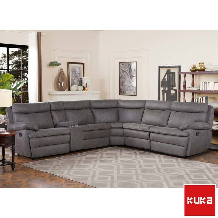 sectional free garden in product light chaise shipping sofa home furniture with abbyson grey